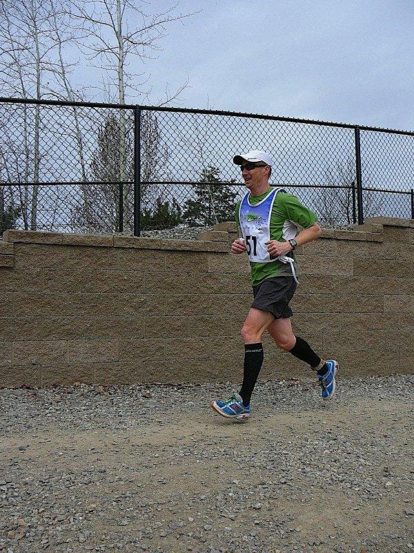Peter on the run