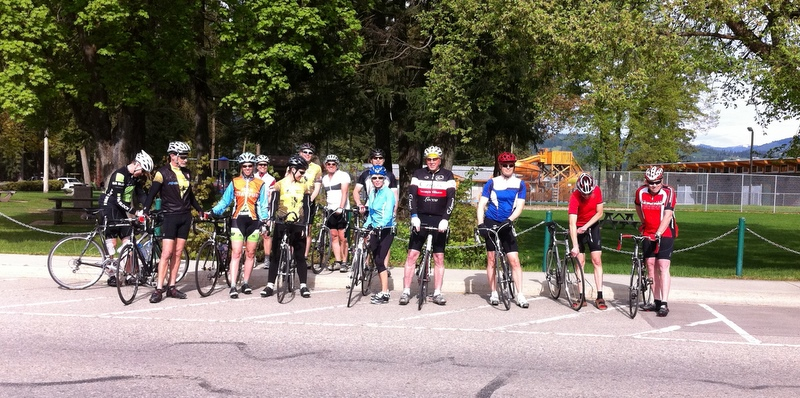 Armstrong Ride