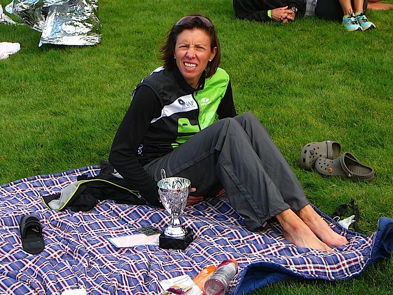 Proud trophy winner