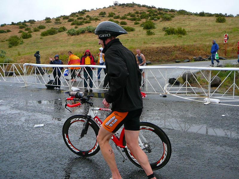 Boise 70.3 - Brent in transition