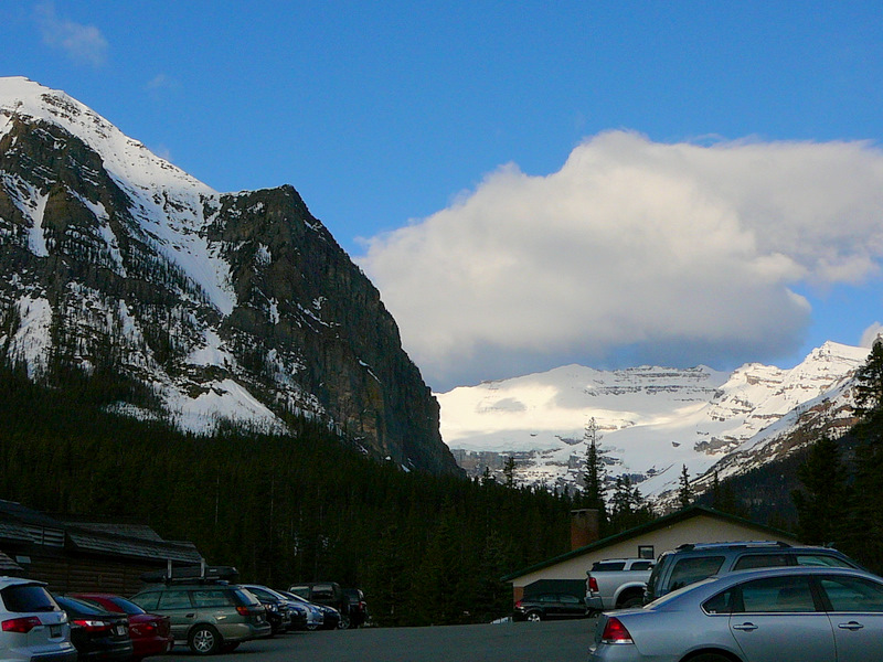 Golden Triangle 2012 - Lake Louise
