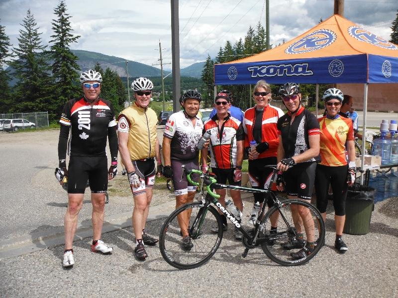Century Ride Armstrong 2013