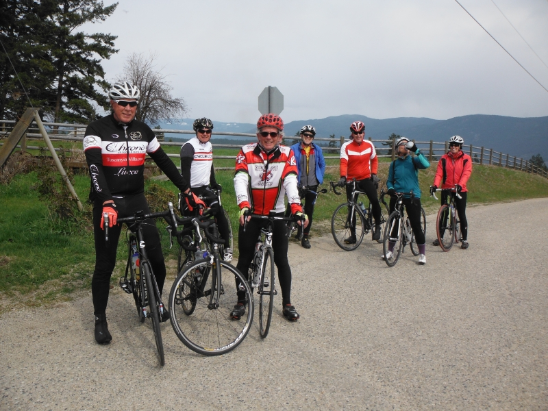 Armstrong Ride in the spring