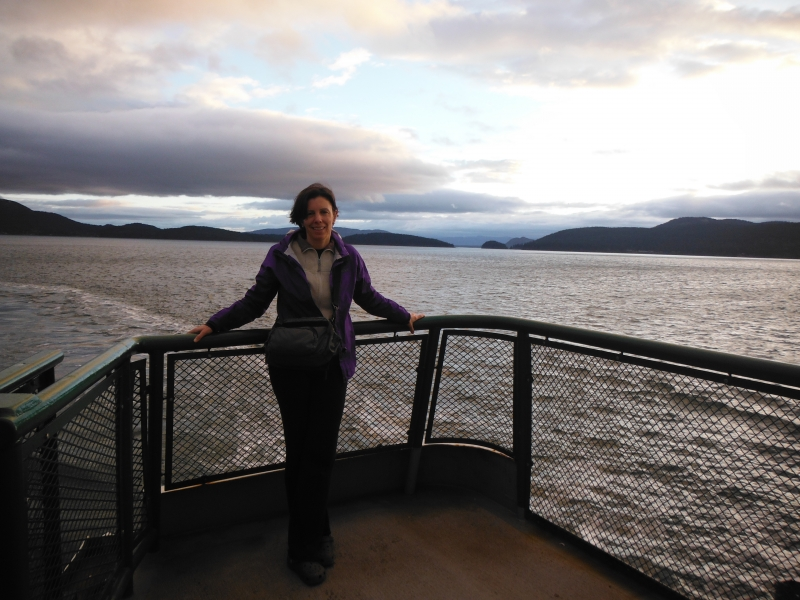 Travel to Orcas Island
