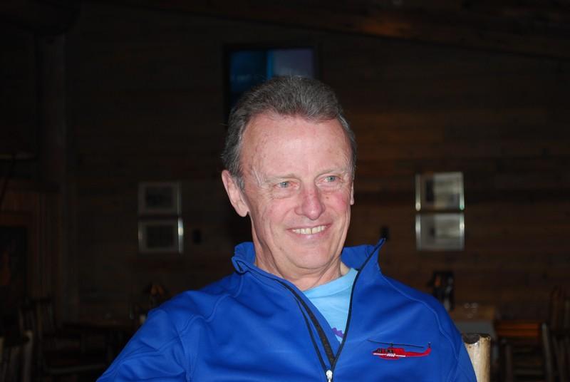 Geoff at Sun Mountain
