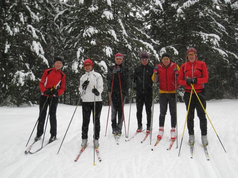 Nordic Ski 1