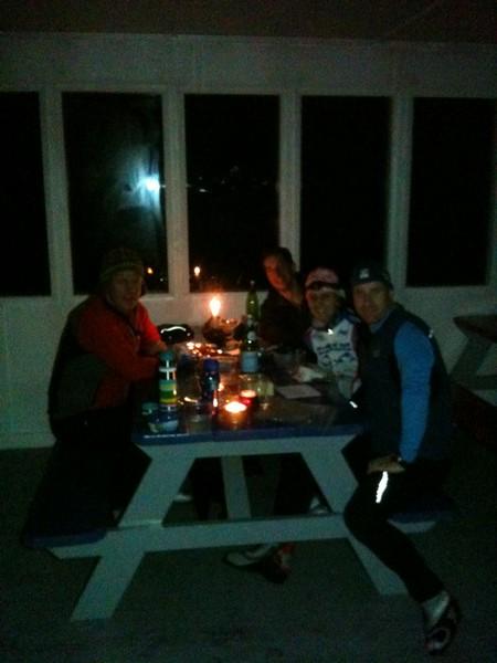 Moonlight Ski at Nordic