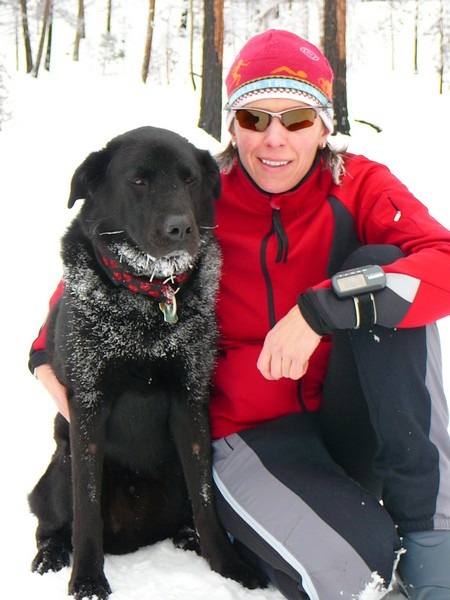 Winthrop Ski with Koots