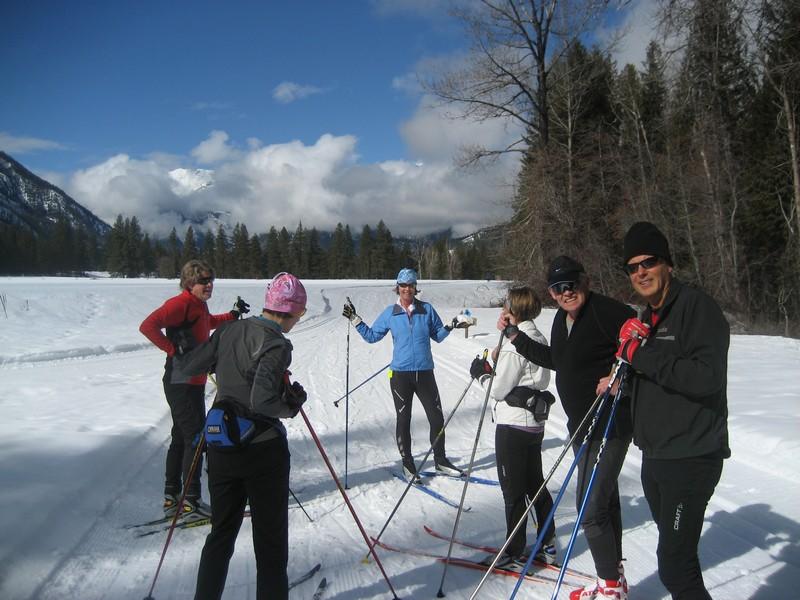 Winthrop Ski Group 1