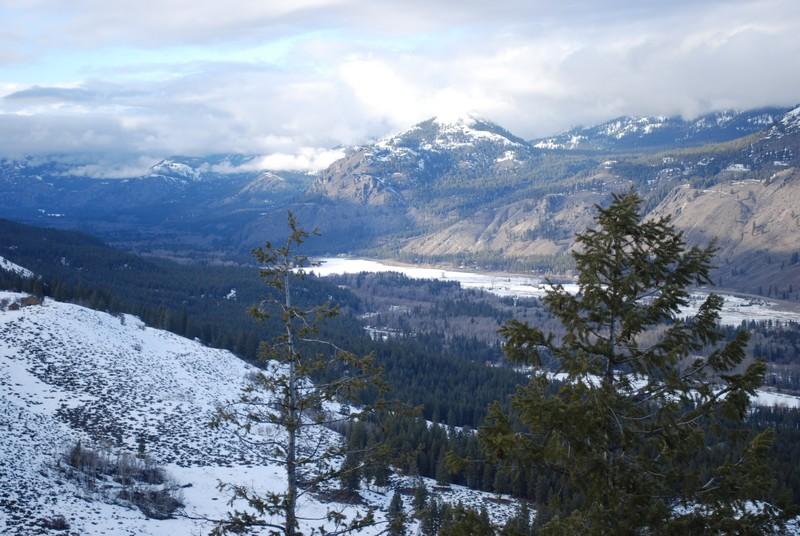 Winthrop Panorama