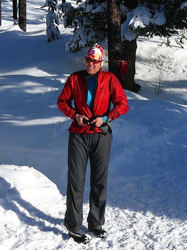 Ski Cranbrook Nordic Trails