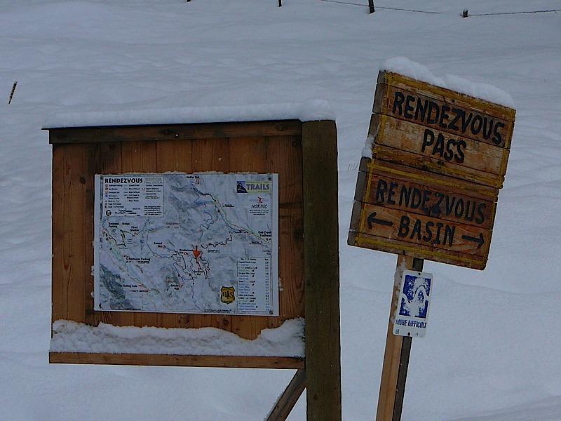 Rendezvous Ski in Winthrop
