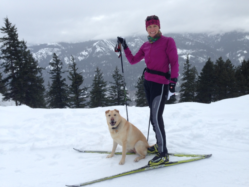 Ski in Winthrop