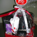 The gift basket from the PNE - Thanks again!