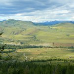 View of the Methow Valley