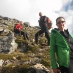 Hike near Tromso