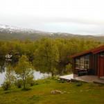 Cabin on Ringvassoya